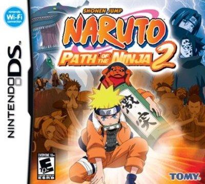 Thumbnail 1 for Narutp Path of the Ninja 2
